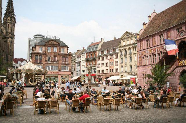 Alsace Turu  Fotoraf ve Videolar  MNG Turizm