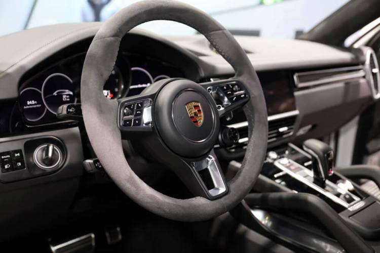 Interieur Porsche Cayenne E-Hybrid