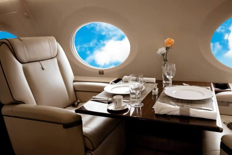 Privé vliegtuig