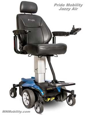jazzy power chairs stylish office uk pride mobility mn air features 10 seat elevator