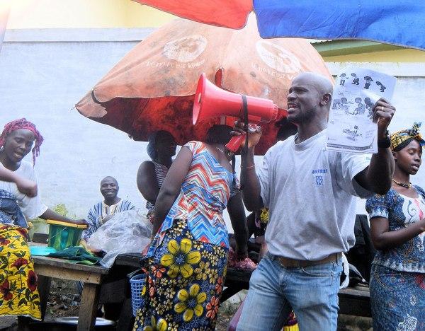 Ebola Education Initiative