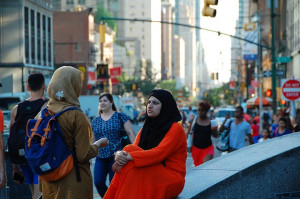 Praying for Muslims replaces concern with love