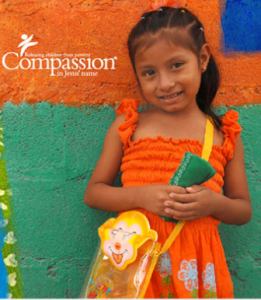 On Compassion Sunday, you may change a baby's future