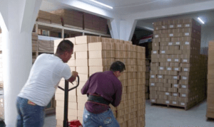 Distributor uses speakers to reach Mexico