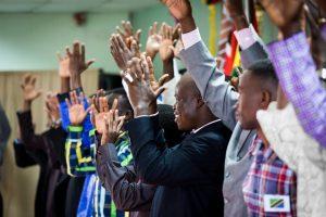 Deaf Christians, Deaf management, and Worldwide Week of the Deaf