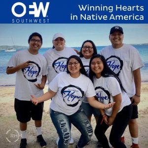 Native American missions group will face challenges this summer season