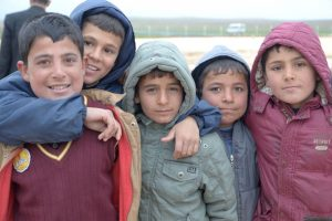 A season of additional difficulties for refugees