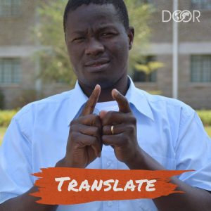 How do Bible translators decide the following language to work on?