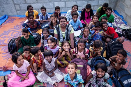India's Young Population Informs Gospel Missions Work, Mission India Continues 10-Day Children's Bible Clubs Outreach