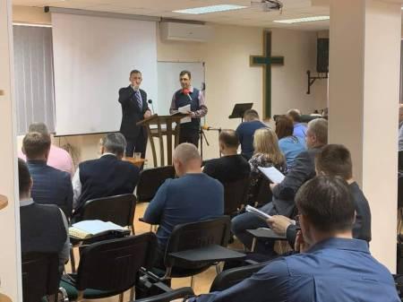 Slavic Gospel Association Provides Theological Training Amid Conflict in Former Soviet Union