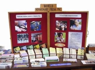 World Missionary Press' Evangelism in Full Force Despite Worldwide Coronavirus Plague