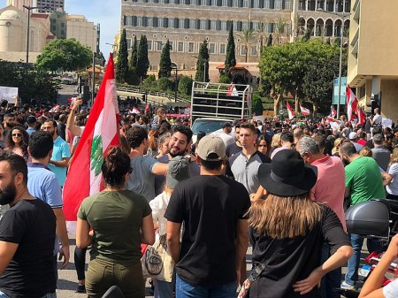 Lebanese Protests Call for a Change of Leadership – Again