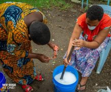 Churches in the Global South Provide Food and Supplies to Combat Coronavirus