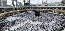 Mecca Limits Hajj Visitors to One Thousand