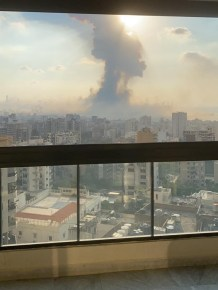 Many Lebanese are Leaving Beirut After Explosion