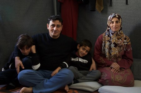 Redemptive Stories Supports Syrian Refugees as Winter Approaches