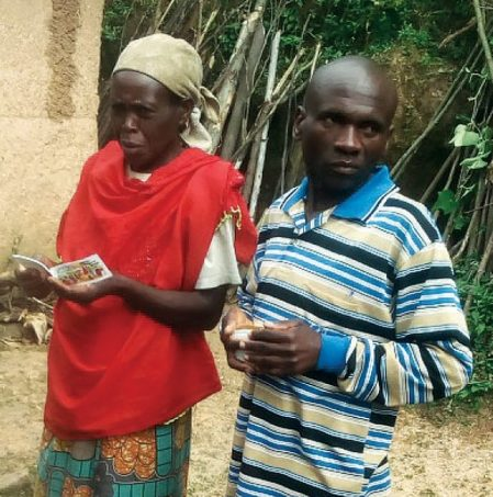 God Moves Powerfully Among Liberia's Unreached Tribes