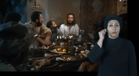 """Deaf People in Iran Finally Have Access to """"JESUS"""" Film"""