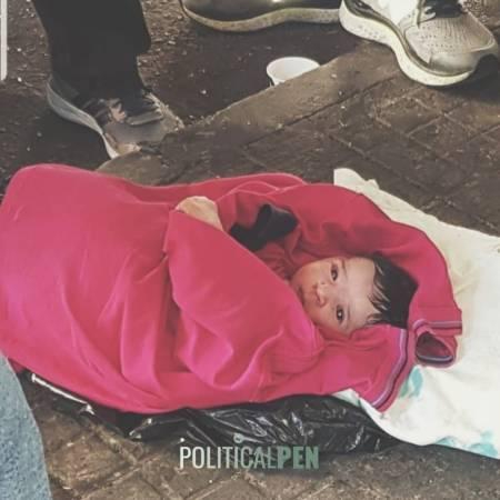 Newborn Left in Dumpster a Sign of Growing Desperation in Lebanon, Horizons International Steps In