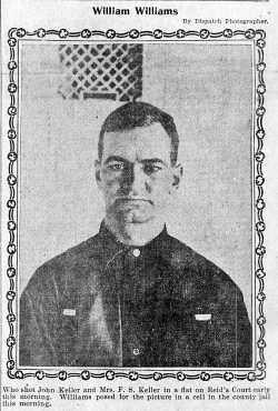 Execution of William Williams  MNopedia