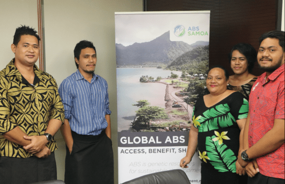 Strengthening Samoa's Implementation of the Nagoya Protocol – ABSCH Database Training
