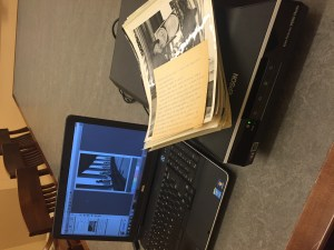 Some items from the collection I digitized