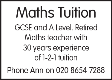 Maths Tuition