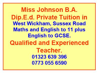 Miss Johnson Tuition