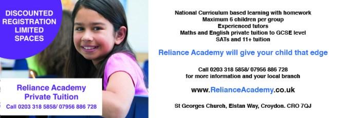 Reliance Academy