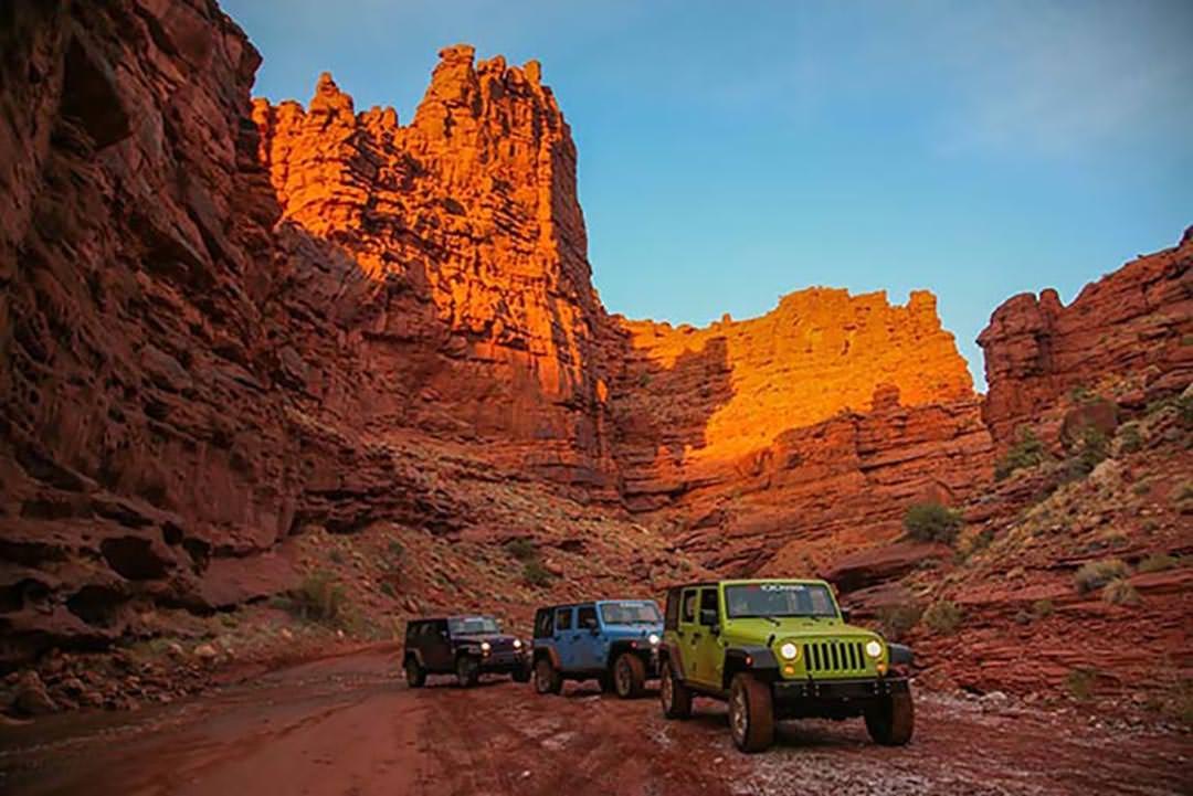 Colorado Jeep Trails Guide