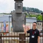 南三陸モアイファミリー代表:柳井 謙一