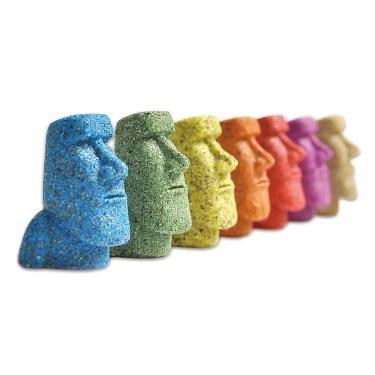 【商品紹介】販売累計20,000体突破の人気商品「モアイの砂像シリーズ」全7種を一挙ご紹介