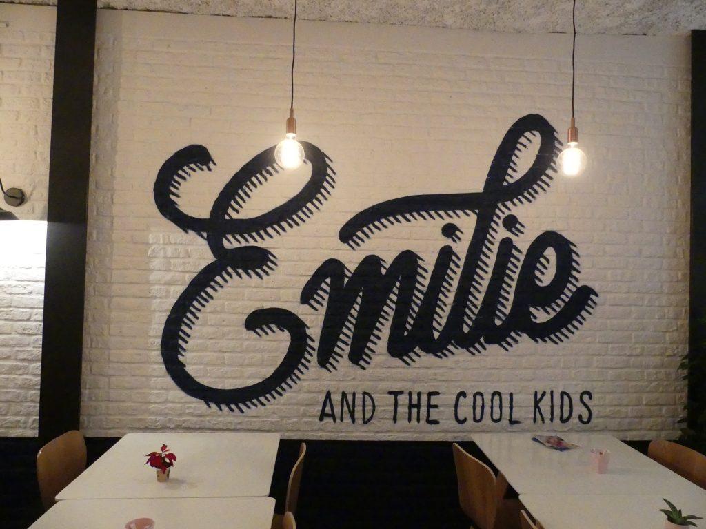 Bannière - Découverte du salon de thé Emilie and the cool kids