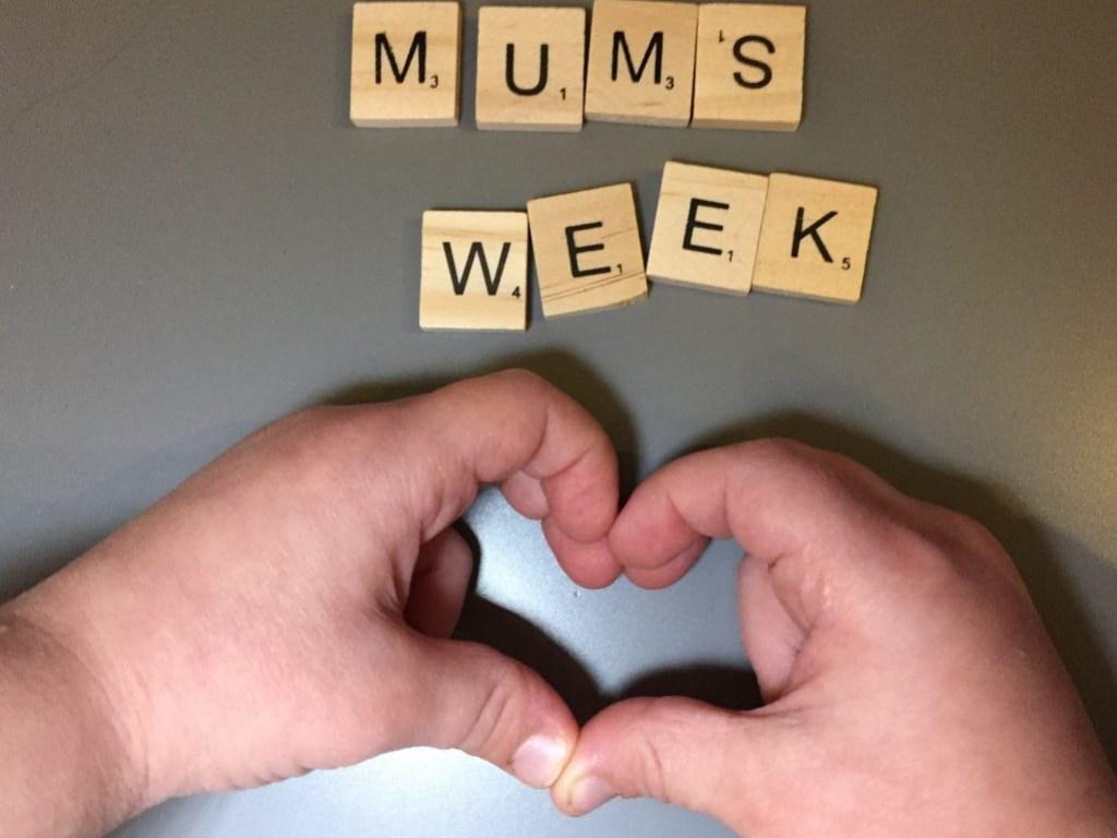 Bannière - Mum's week #2