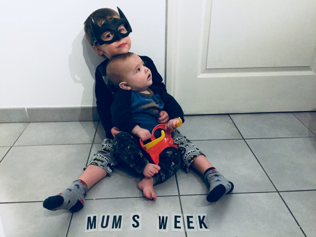 Bannière - Mum's week #7