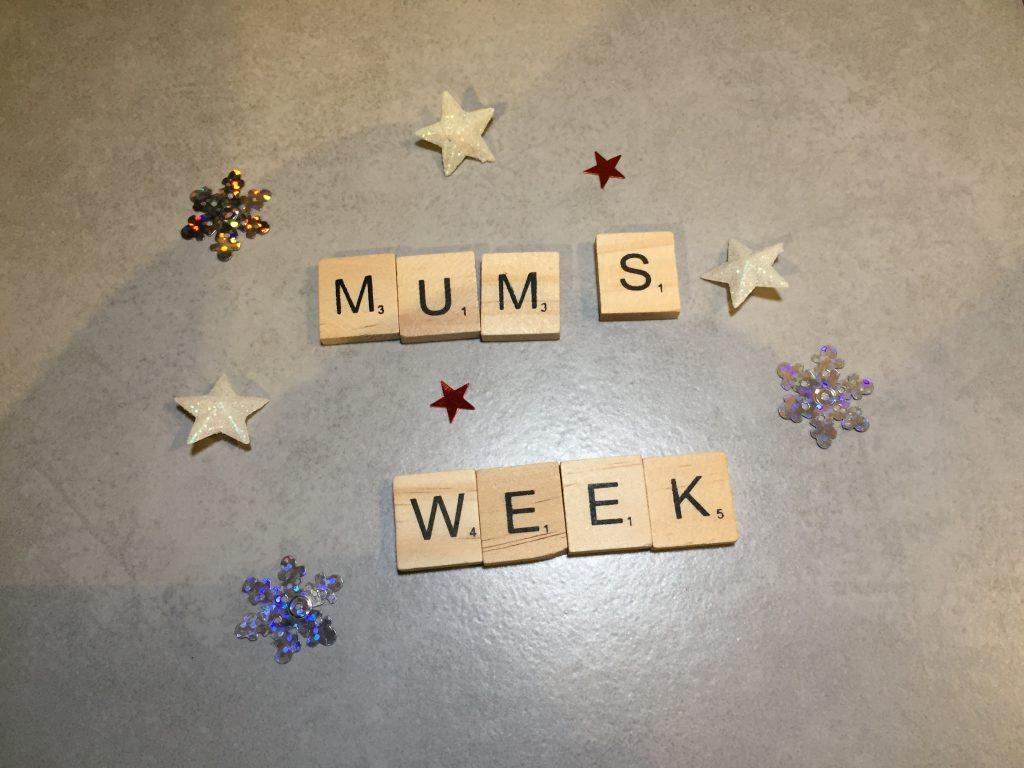Bannière - Mum's week #4
