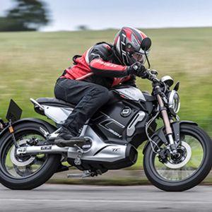 Motos électriques avec permis