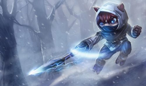 Arctic Ops Kennen :: League of Legends (LoL) Champion Skin on MOBAFire