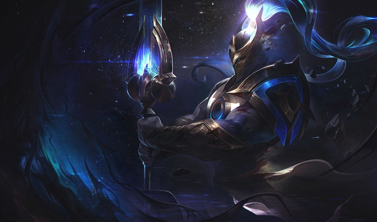 Cosmic Defender Xin Zhao :: League of Legends (LoL) Champion Skin ...