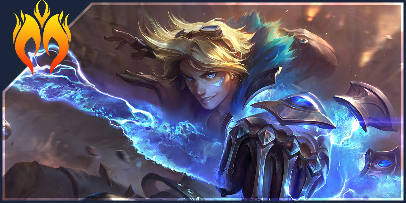 Ezreal Build Guide : [11.4] THE ULTIMATE S11 Grandmaster Ezreal Guide! :: League of Legends Strategy Builds