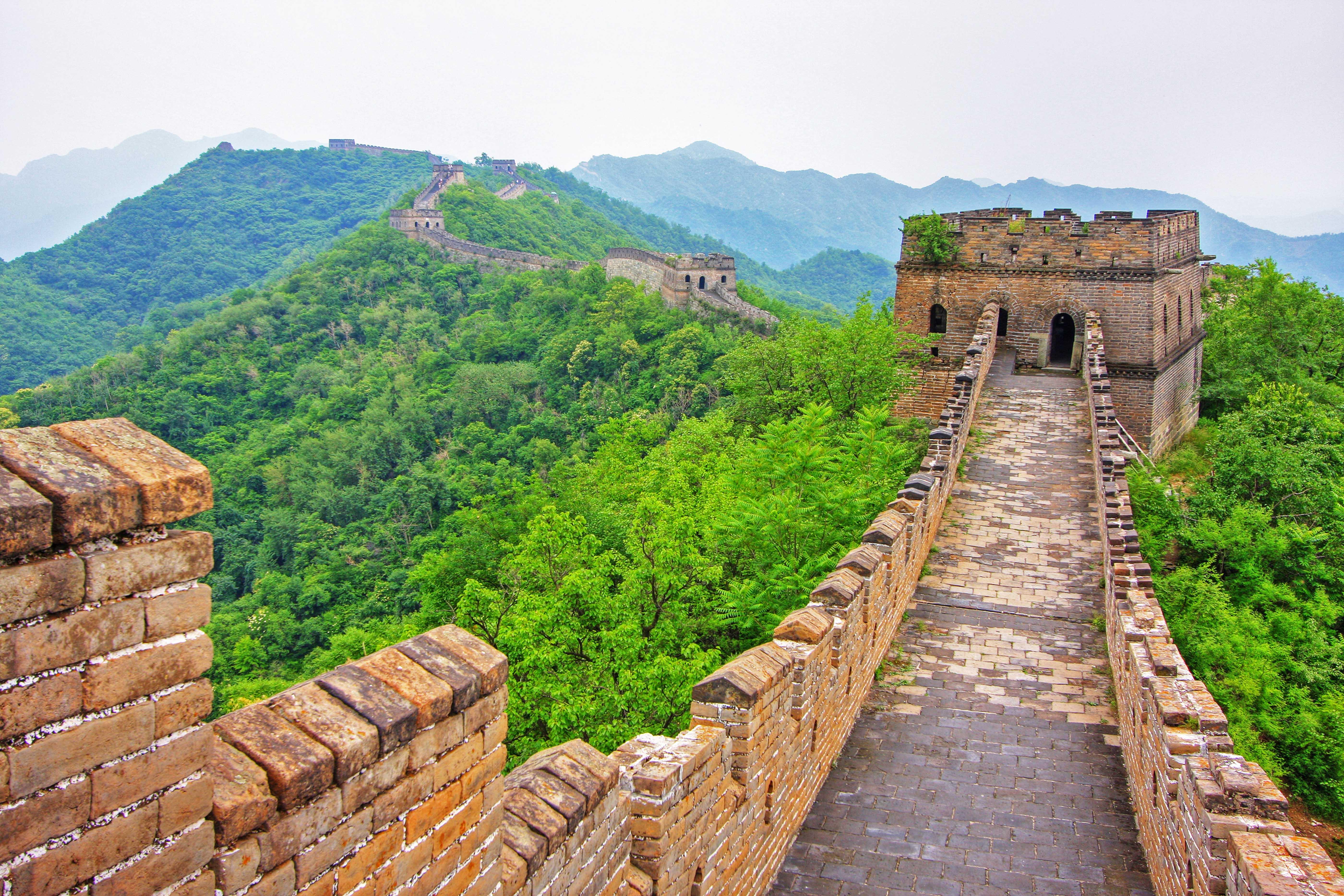 Visit China Great Wall Of China Facts
