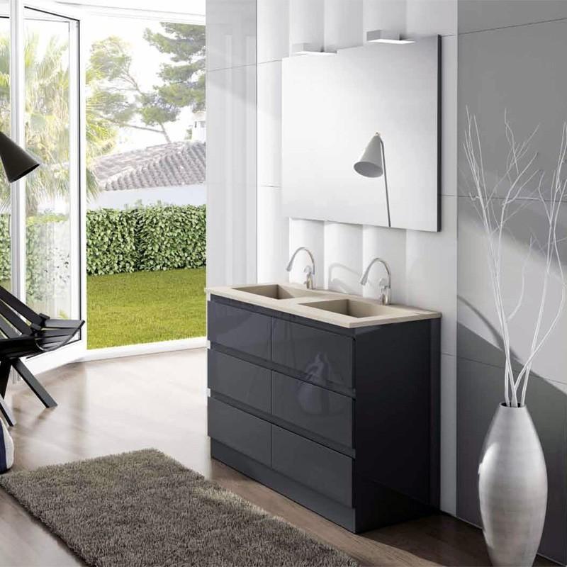 Muebles de bao  Modular 150 cm