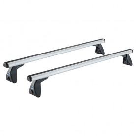 2 barras Cruz Optima Alu S128