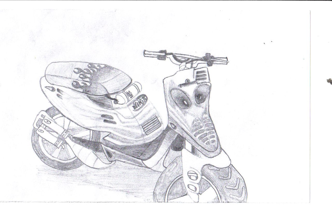 Dessin Booster Tuning