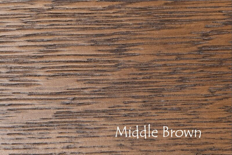 Middle Brown