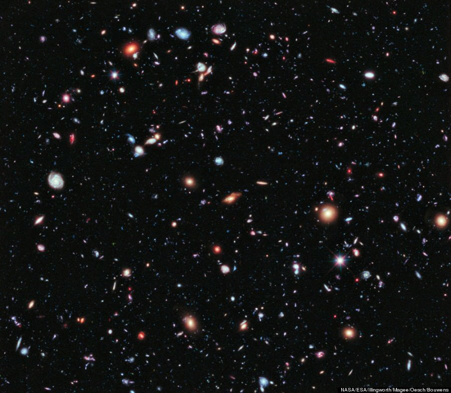 Teleskop Hubble Extreme Deep Field