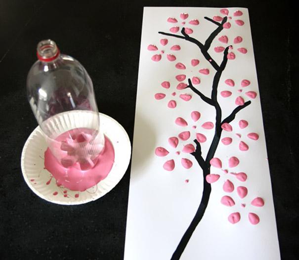 tips memanfaatkan botol plastik bekas diy 4