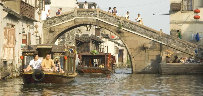 kanal suzhou china 3