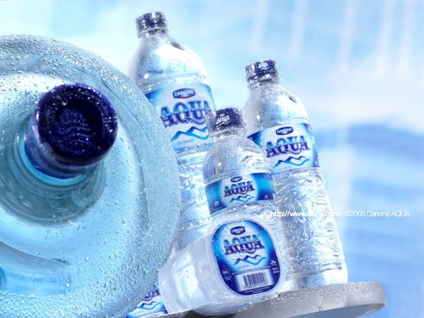 aqua merk indonesia terkenal