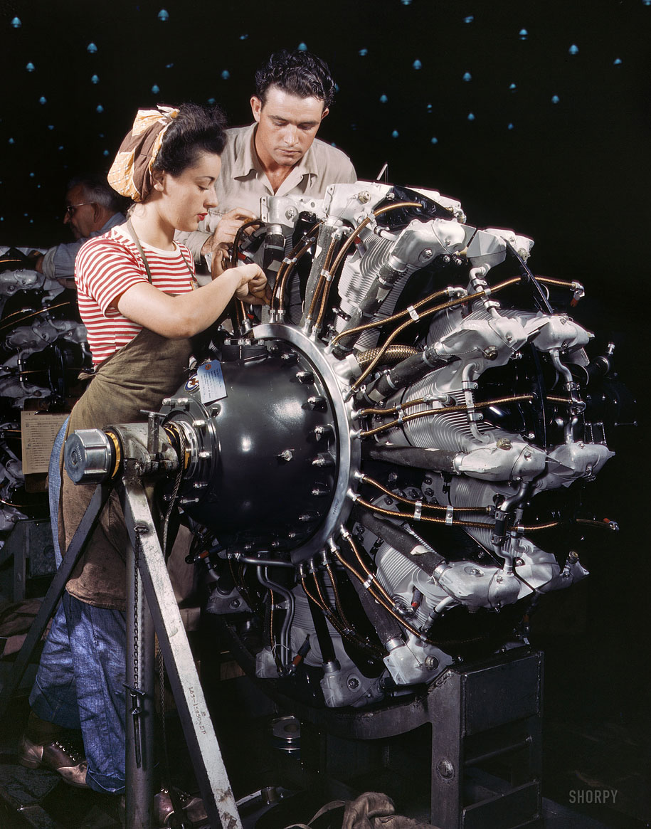 Wanita dalam Perang Dunia II - 02